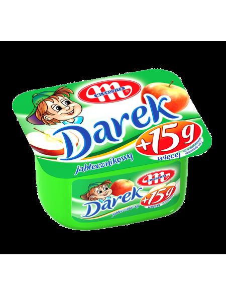 Serek homogenizowany DAREK jabłecznikowy 150 g