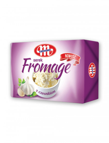 Serek Fromage z czosnkiem 80 g