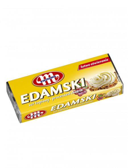Ser topiony EDAMSKI - kostka 100 g