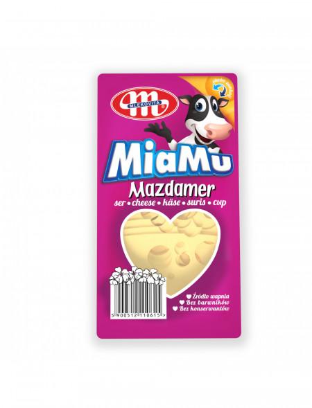 Ser Mazdamer MiaMu plastry 100 g
