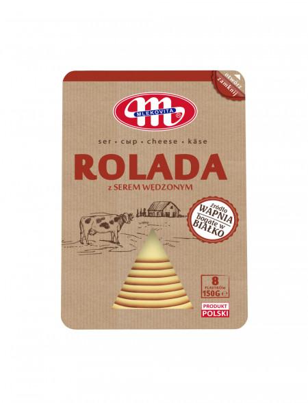 Rolada z serem wędzonym plastry 150 g