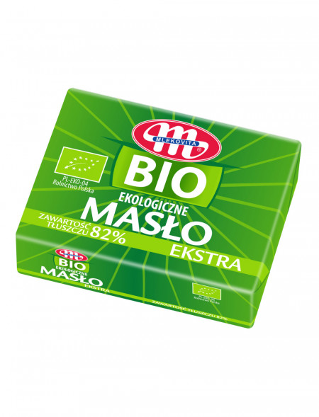 BIO ekologiczne masło ekstra 200 g
