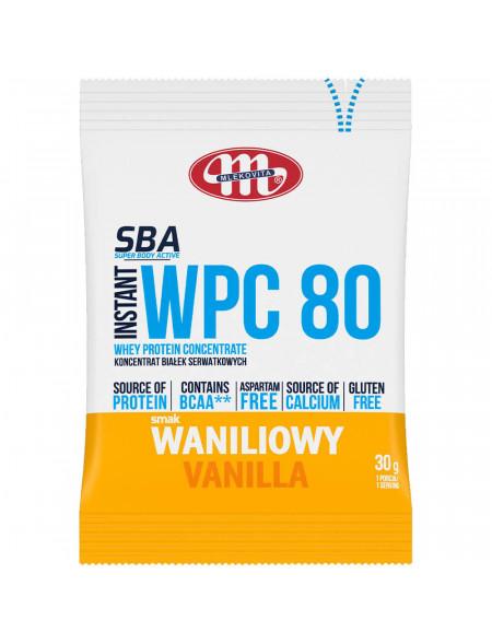 SBA WPC 80 waniliowy 30 g