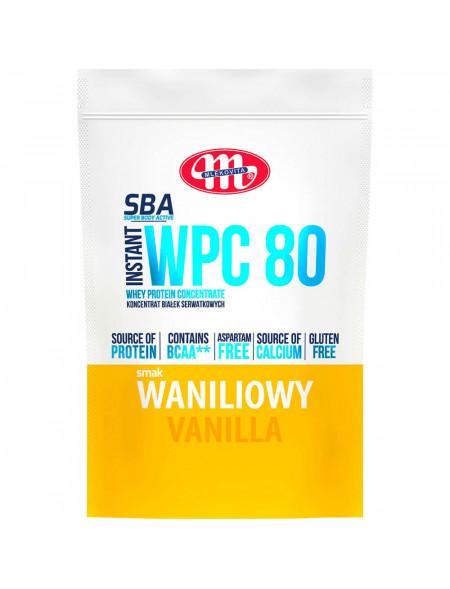 SBA WPC 80 waniliowy 700 g