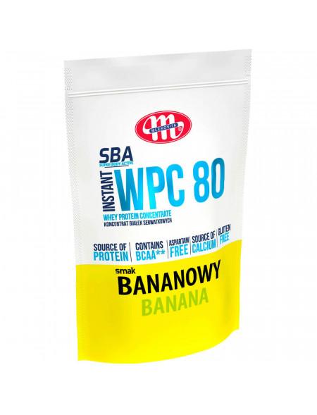 SBA WPC 80 bananowy 700 g