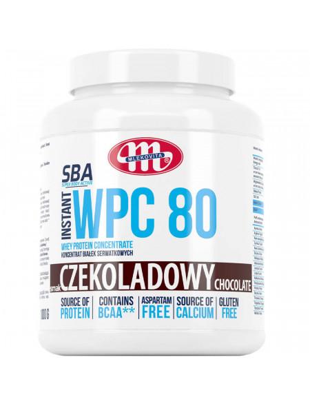 SBA WPC 80 czekoladowy 1000 g
