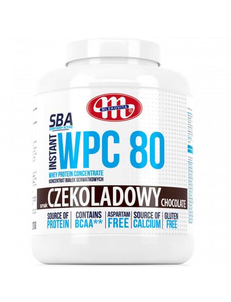 SBA WPC 80 czekoladowy 2270 g