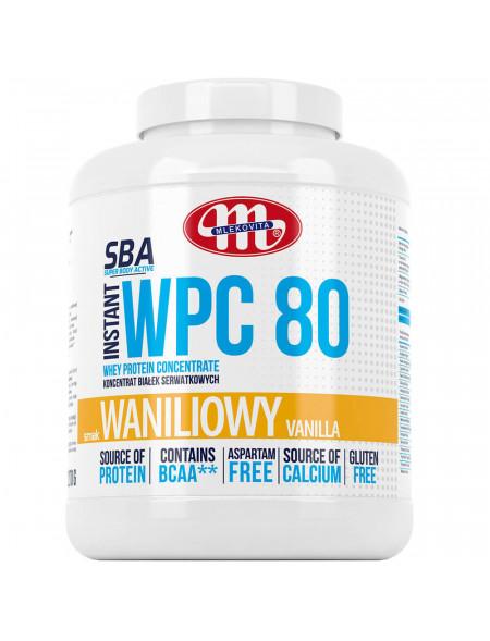 SBA WPC 80 waniliowy 2270 g