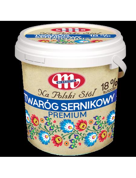 Twaróg sernikowy premium 18% Na Polski Stół