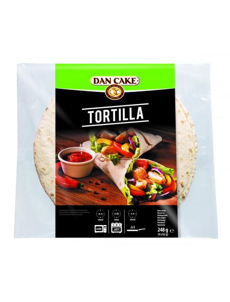 Tortilla wraps 248g