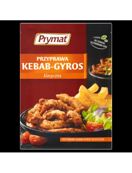 Prymat Przyprawa Kebab-Gyros 30g
