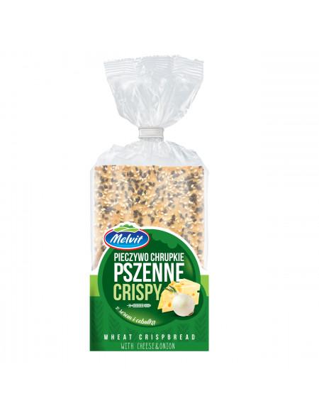 Crispy pszenny z serem i cebulką 130g