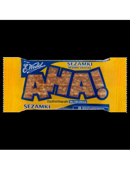 WEDEL sezamki AHA 27,2g