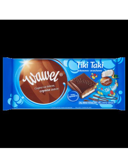 Wawel, czekolada Tiki Taki 90 g