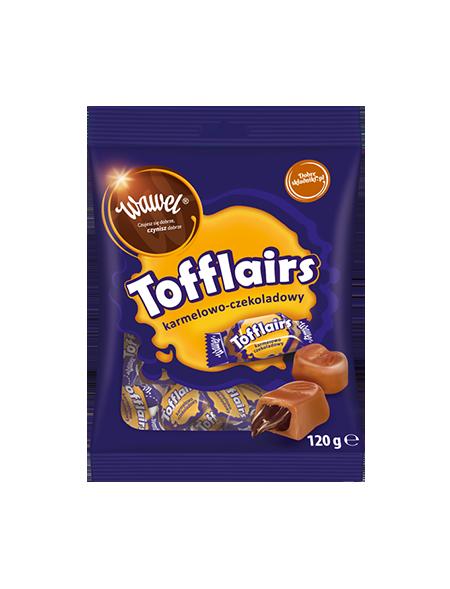 Tofflairs karmelowo-czekoladowy, 120 g
