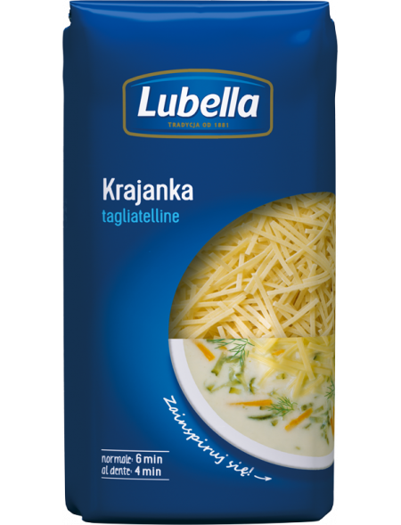 LUBELLA - MAKARON  klasyczna Krajaneczka 200 g