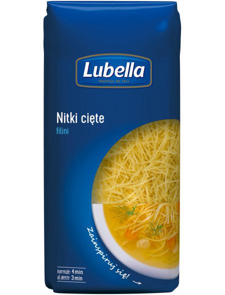 LUBELLA - MAKARON LUBELSKI klasyczna Nitki 500 g