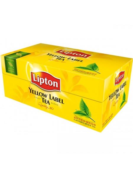 Lipton herbata czarna 50 torebek