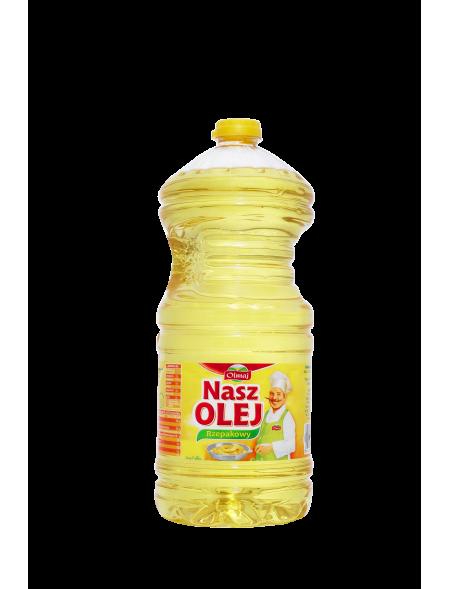 Olmaj Nasz Olej rzepakowy 3L