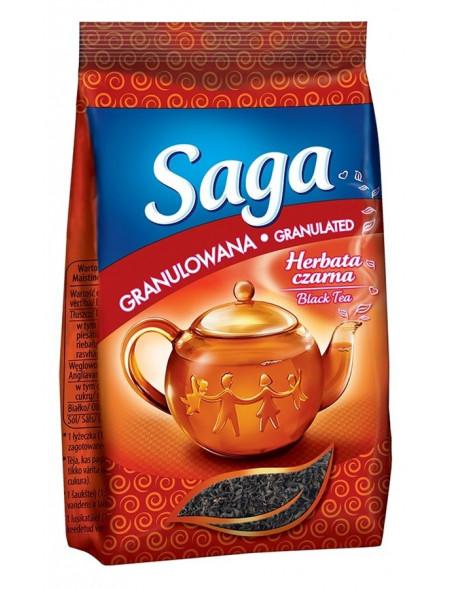Herbata czarna granulowana SAGA 90 g
