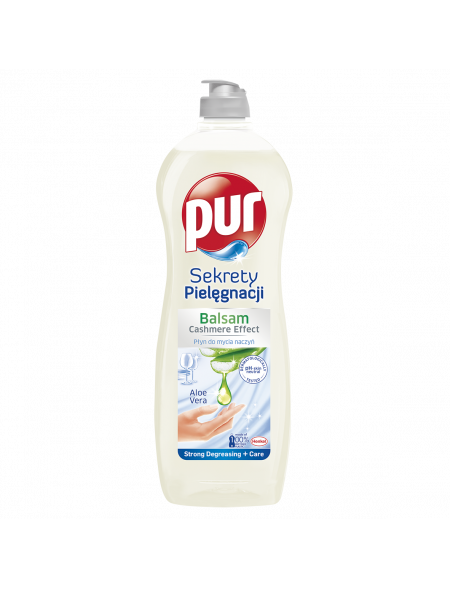 Płyn do mycia naczyń Pur 0,75 l Aloe Vera