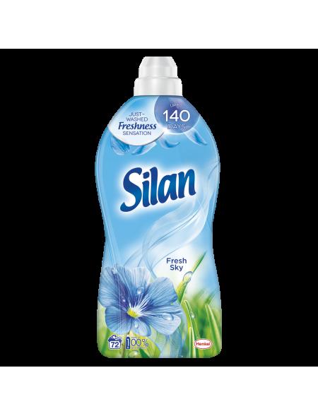 Płyn do zmiękczania tkanin Silan 1,8 L, Fresh Sky