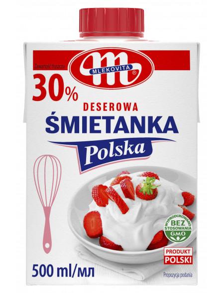Śmietanka Polska 30% UHT...