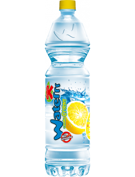 Kubuś Waterrr Cytryna 1500ml
