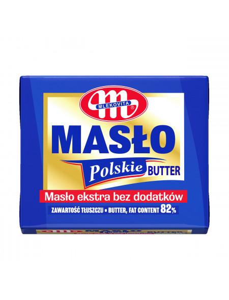 Masło Polskie ekstra 82%...