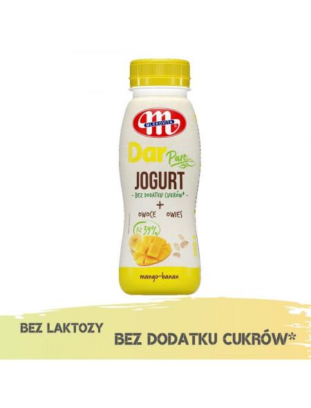 Jogurt Dar PURE mango-banan...