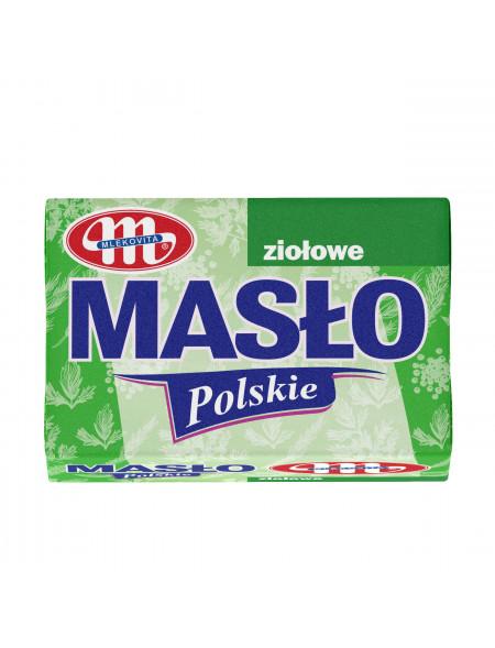 Masło Polskie ziołowe 100 g