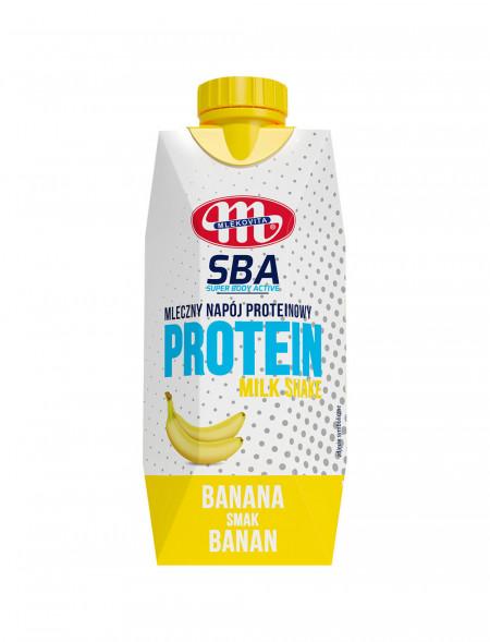 Napój proteinowy  Super Body Active (07.08.2021 r.) x3