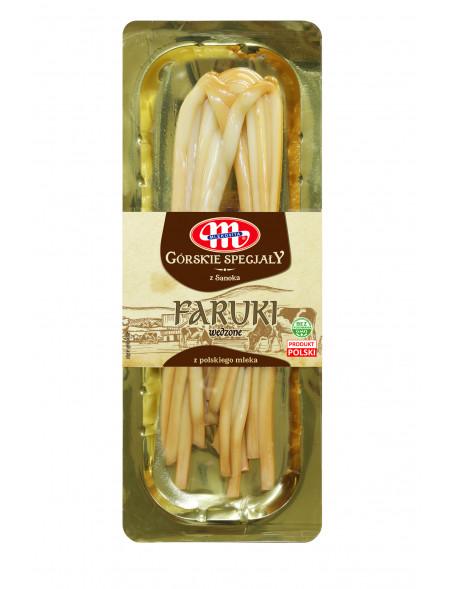 Faruki - ser podpuszczkowy, parzony, wędzony 100 g