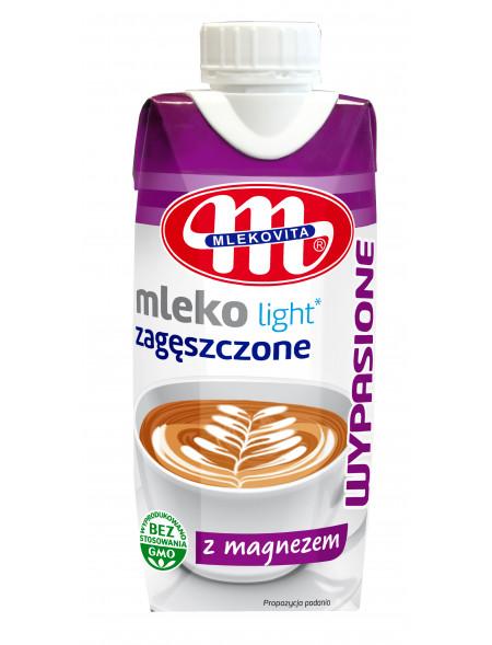 Mleko zagęszczone częściowo odtłuszczone z magnezem UHT Wypasione 350 g