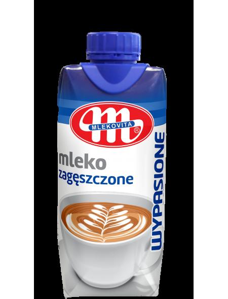 Mleko Zagęszczone Wypasione UHT (25.09.2021 r.) x3