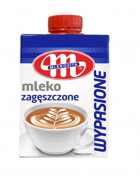 Mleko Wypasione zagęszczone 500 g (06.09.2021 r.) x2