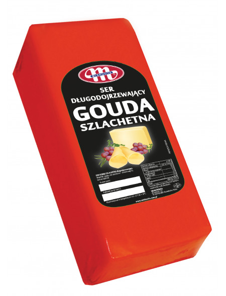 Ser Gouda szlachetna blok ok. 3,3 kg