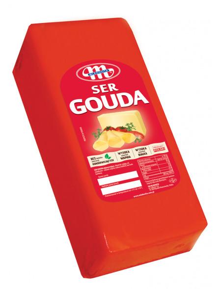 Ser Gouda blok ok. 3,3 kg