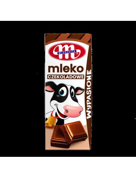 WYPASIONE mleko czekoladowe...