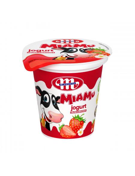 Jogurt MiaMu truskawkowy 125 g