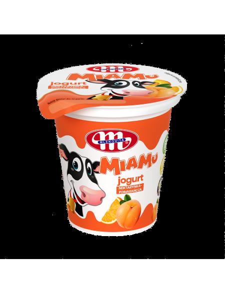 Jogurt MiaMu nektarynka -...