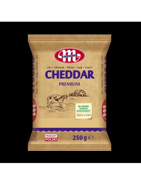 Ser CHEDDAR kawałek 250 g