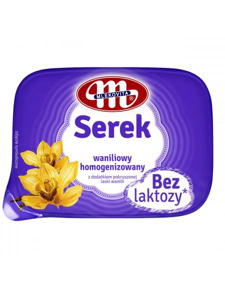Serek homogenizowany Polski...